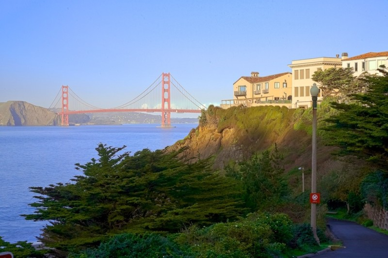 Sea Cliff Ranked 1st Best Neighborhood In San Francisco