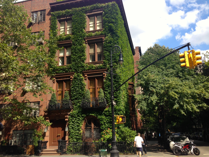Gramercy park guide moving to manhattan streetadvisor for Gramercy park nyc apartments