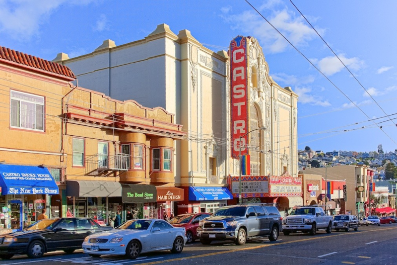 Castro District, San Francisco - Wikipedia