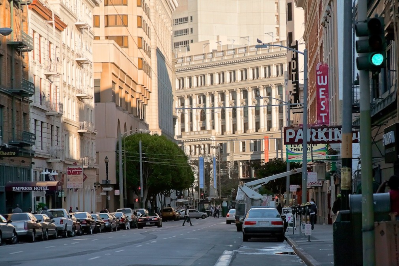 Tenderloin San Francisco Apartments
