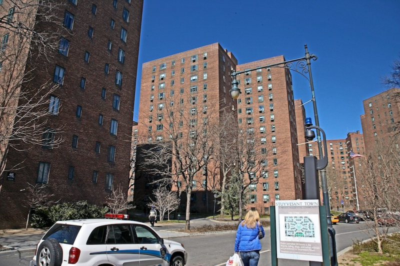 Stuyvesant town guide moving to manhattan streetadvisor for Stuyvesant town nyc