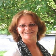 Mary Greenhalgh-Thomas