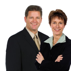John and Becky Durham