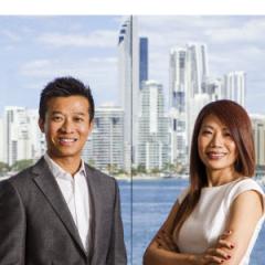 Sam Guo & Julia Kuo